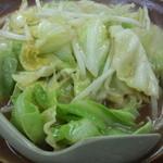 東横 - 2014.3.22 野菜みそラーメン