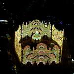 33443446 - 神戸市役所展望台より:神戸ルミナリエは12/15までのため是非お越しを