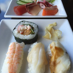 煌 - お刺身とお寿司
