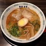 熊本ラーメン館 味千拉麺×桂花ラーメン - 桂花ラーメン(680円)