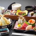 ウィンディ - 料理写真:堂ヶ島御膳 1,700円(税別)