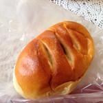 コミネベーカリーパン工房こみね - 皮付さつまいもパン