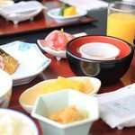 Benkay - 料理写真:和朝食