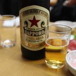 千住の永見 - 札幌ラガー、最近よく見る