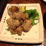 eat 産直野菜とブランド豚工房 - 大豆ミートの唐揚げ