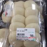 杵つき田舎もち - 料理写真:白餅