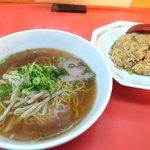 白龍 - 料理写真:焼き飯セット850円