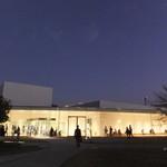 33448259 - 21世紀美術館の夕暮れ