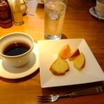 金沢ニューグランドホテルアネックス - 金沢ニューグランド本館2階 トレド店でランチ