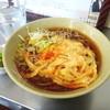 かかし - 料理写真:天ぷらそば