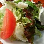 洋風レストラン Soleil - ランチサラダ
