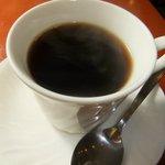 洋風レストラン Soleil - ランチコーヒー