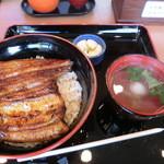 33450159 - 2014' 12/14 うな丼・竹1,980円