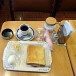 ルモンド - モーニング450円