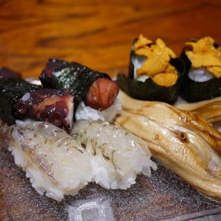 大和田鮨 - 料理写真: