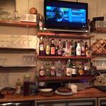 Cafe+Dining Gotcha - カウンターより