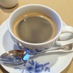 サロン・ド・テ ロザージュ - コーヒー