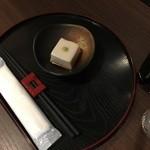 閤 - 胡麻豆腐から♬