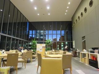 テラスカフェ - 店内