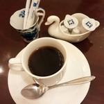 ハニー・タイム - ブレンドコーヒー 400円