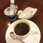 ハニー・タイム - ノーブルコーヒー 400円(ブレンドと外観全然変わりませんが)