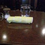 壱番館 - テーブルの様子