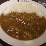 CoCo壱番屋 - チキン煮込み納豆カレー(14-12)