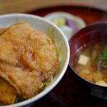 和風レストラン 松竹 - ソースカツ丼
