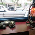 黒猫屋珈琲店 - 所々に猫が潜む(笑)クラシックな珈琲店5