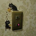 黒猫屋珈琲店 - 所々に猫が潜む(笑)クラシックな珈琲店9