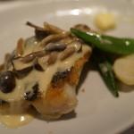 ビストロ エスカリエ - 魚料理(2014/12/13)