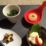 土佐養生膳 加尾の庭 - 料理写真: