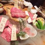 神楽坂 翔山亭 - 焼き肉