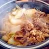 吉野家 - 料理写真:すき焼き鍋