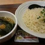 麺処直久 - 鶏×秋刀魚つけ麺