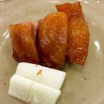 33471756 - 名物 かしわ味噌漬 明治初期からの伝統の逸品