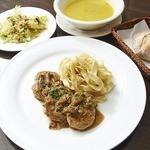 サラボン - 本日のお料理