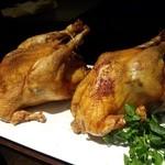 33474981 - シャポン製法の比内地鶏・・。