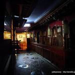 金具屋 - 文化財 斉月楼の廊下