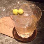 Bar domingo - ボンドマティーニ