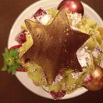 アカシエ・サロン・ド・テ - クリスマスツリー!クープ