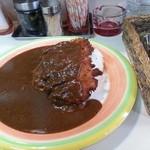 セブンツウセブン - 料理写真:カツカレー