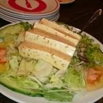 33478416 - 豆腐サラダ