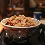 吉野家 - 料理写真:牛丼 アタマの大盛り☆