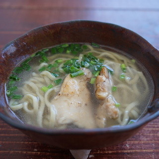 鶏そば屋いしぐふー - 料理写真: