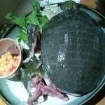 もあい - 料理写真:すっぽん鍋♪