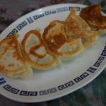 漢謝園 - 焼き餃子