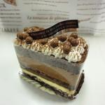 パティスリー ジュン - ミルクチョコムース