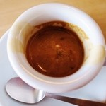 オーバル コーヒースタンド - エスプレッソ