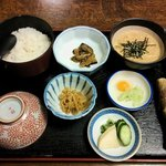 かんき楼 - 料理写真:とろろご飯